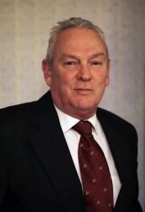 Club Chairman 2018 Steve Halsall